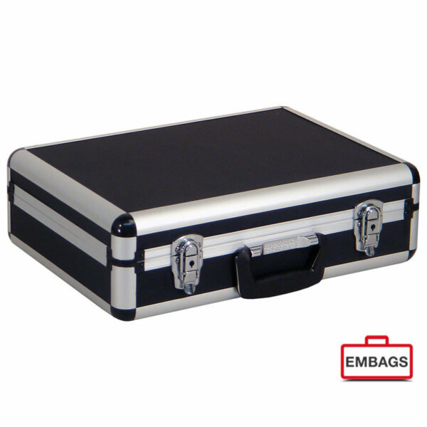 Alukoffer Topstar II Black 1 - Alukoffer Onlineshop Embags