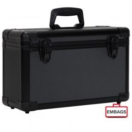 Aluminiumboxen Topstar Box II Black 1 - Alukoffer Onlineshop Embags