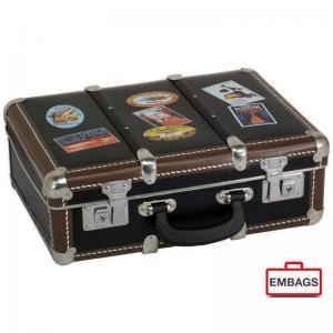 Nostalgiekoffer Le Tour Du Monde 1 - Alukoffer Onlineshop Embags