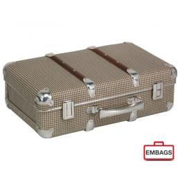 Nostalgiekoffer Pepita S 1 - Alukoffer Onlineshop Embags