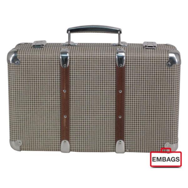 Nostalgiekoffer Pepita S 2 - Alukoffer Onlineshop Embags