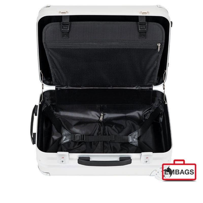 Reisekoffer Alu Trolley 3 - Alukoffer Onlineshop Embags