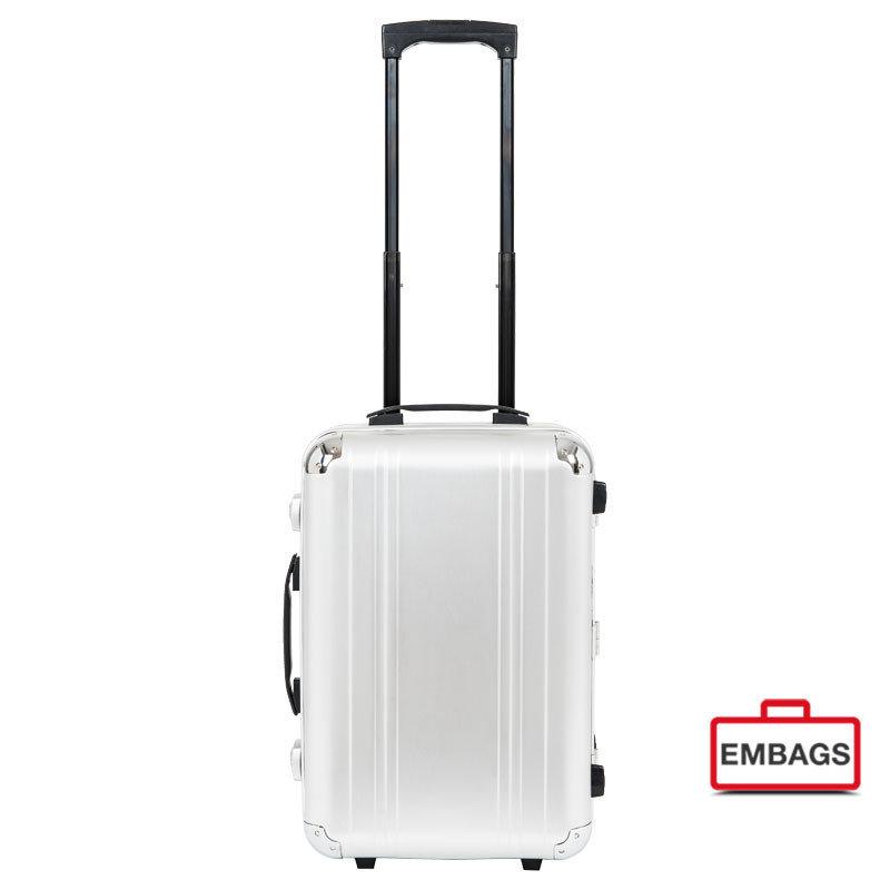 Reisekoffer Alu Trolley 4 - Alukoffer Onlineshop Embags